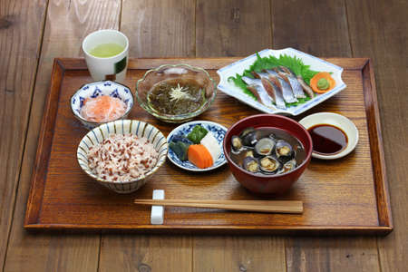 combo: japanese set meal