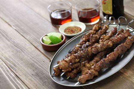 rou: chinese spicy cumin lamb skewers