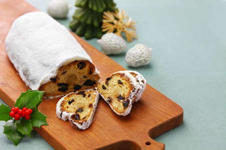 christstollen, christmas stollen, german christmas dessert