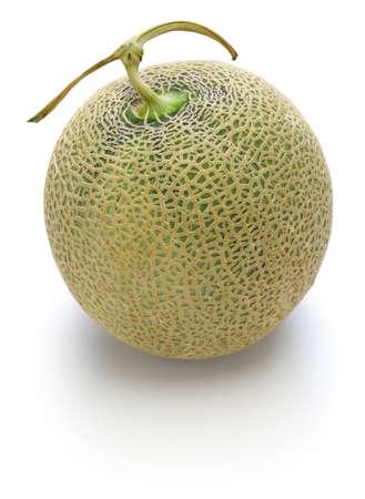 japanese luxury melon, king ruby Stock fotó