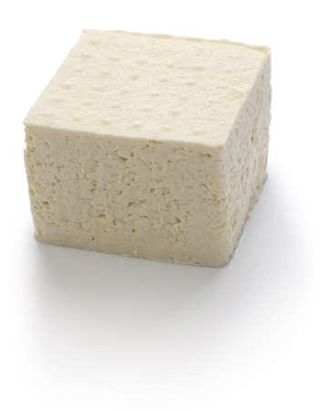 shima Tofu is a Japanese Okinawan Tofu. Stok Fotoğraf