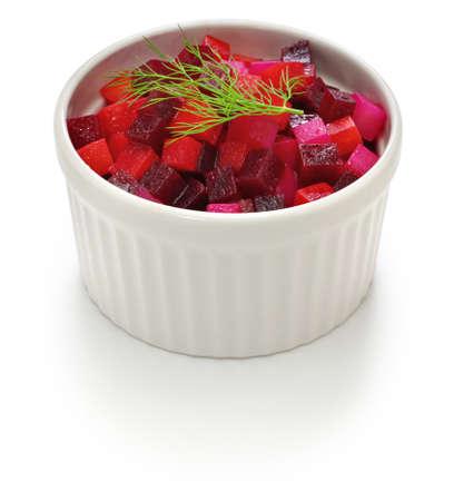 punajuurisalaatti, finnish christmas beetroot salad