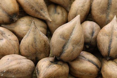 heart shaped walnuts, japanese himegurumi