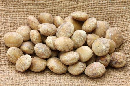 sacha inchi, inca nuts, inca peanuts Stock fotó