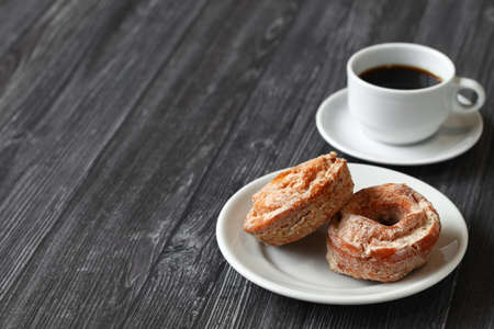 homemade old fashioned donuts