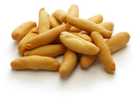 picos, traditional spanish breadsticks Imagens