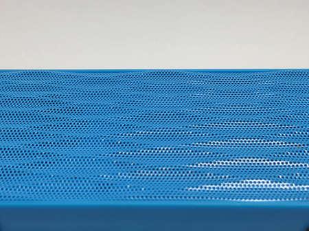 metallic: Speaker on white background