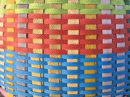 weave: Weave plastic