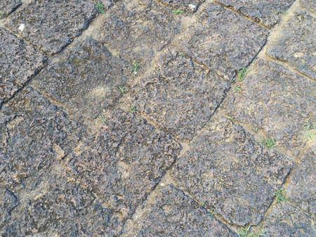 tile: Rock brick way