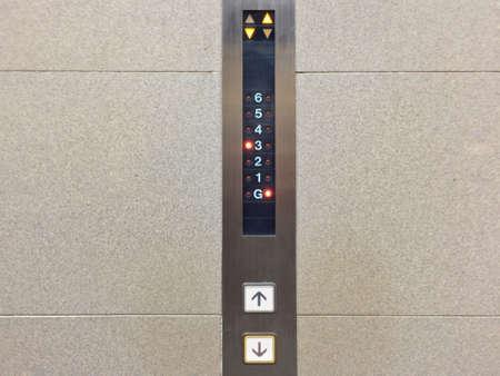 chrome: Elevator control