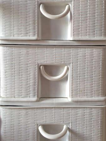 white: White drawer