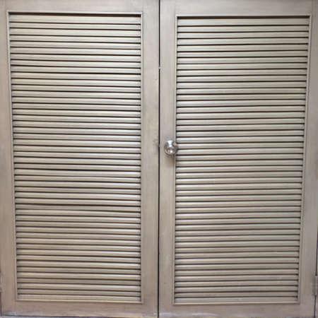white: White door