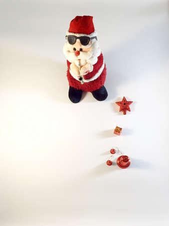 illustration: Christmas santa 2016