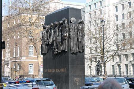 deserved: Womans War Memorial Whitehall