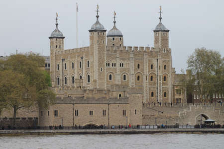 sightseers: Tower of London