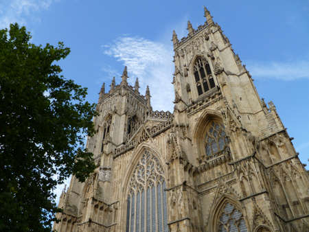 york minster: York Minster, Stock Photo