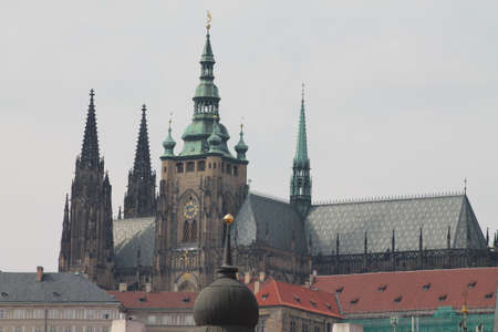vitus: St Vitus cathedral Prague