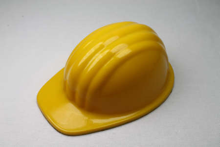 Yellow Builders Hard Hat  Stock Photo - 13892514