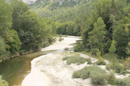 tarn: River Tarn France,