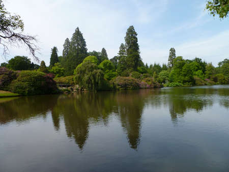 sightseers: Beautiful Water scene,