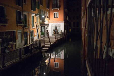 nightview: Nightview of Venice