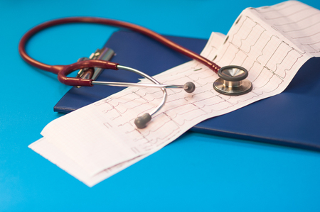 Electrocardiogram, cardiac cardiograph and conduct research