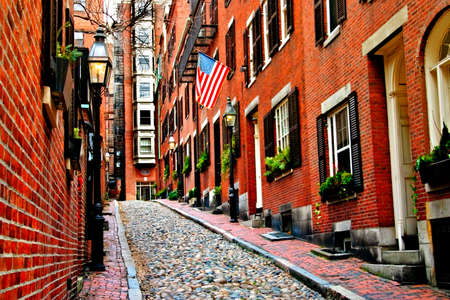 fascinating: Beacon Hill is a fascinating, early 19th century neighborhood with narrow streets. The row houses are nearly all in brick in Federal, Victorian and Georgian styles. This National Historic District is exceptionally well-preserved, with well maintained hous