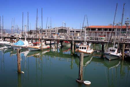 wharf: Fishermans Wharf is a neighborhood and popular tourist attraction in San Francisco, California, U.S.