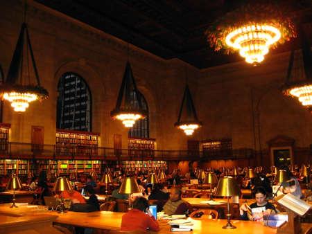 New York Public Library, New York