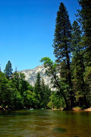 The Yosemite Valley in Yosemite National Park, California Stock Photo - 652733