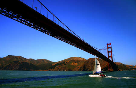 internationally: The Golden Gate Bridge was the largest suspension bridge in the world when it was completed in 1937 and has become an internationally recognized symbol of San Francisco. It is currently the second longest suspension bridge in the United States after the V