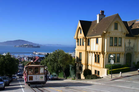 Houses at San Francisco, USA   photo
