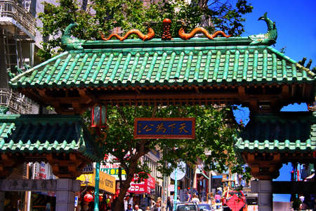 oldest: San Franciscos Chinatown is one of North Americas largest Chinatowns. It is also the oldest Chinatown. Established in the 1850s, it has been featured in popular culture, such as in film, music, photography, and literature