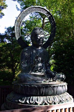 Japanese Buddha   photo