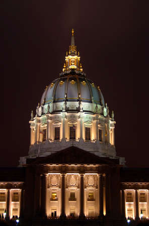 San Francisco City Hall, California   photo