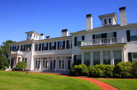 augusta: Maine State House en Augusta, Maine