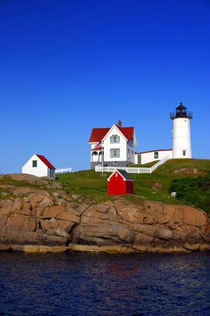 Cape Neddick (Nubble) Lighthouse, Maine