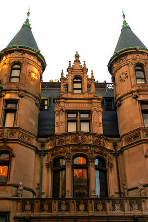 desirable: Back Bay and neighboring Beacon Hill are considered Bostons most upscale and desirable neighborhoods