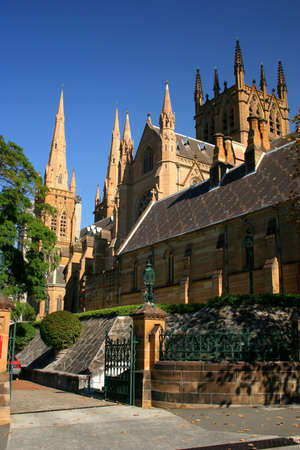 mary's: St Mary�s Cathedral is the seat of the Roman Catholic Archbishop of Sydney
