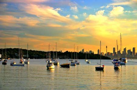 Watsons Bay est un Harbourside, banlieue est de Sydney, dans l'�tat de New South Wales, Australie