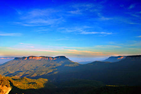 new south wales: The Blue Mountains National Park is a national park in New South Wales, Australia