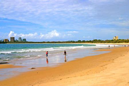 Mooloolaba, Sunshine Coast, Queensland, Australia Stock Photo - 2106365