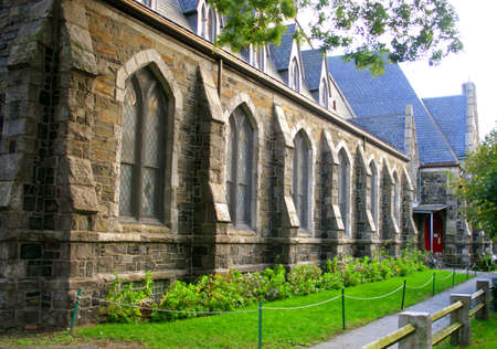 Harvard is the oldest institution of higher learning in the United States   photo