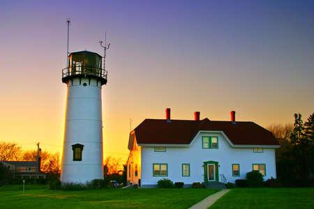 cod: Chatham Lighthouse