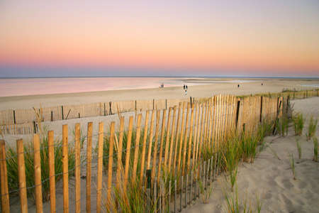 Cape Cod is an arm-shaped peninsula nearly coextensive with Barnstable County, Massachusetts[1] and forming the easternmost portion of the state of Massachusetts, in the Northeastern United States. The Cape's small town character and beachfront brings hea Фото со стока
