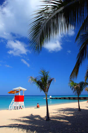 nearly: Doctors Cave Beach Club, Montego Bay (also known as Doctors Cave Bathing Club) has been one of the most famous beaches in Jamaica for nearly a century.