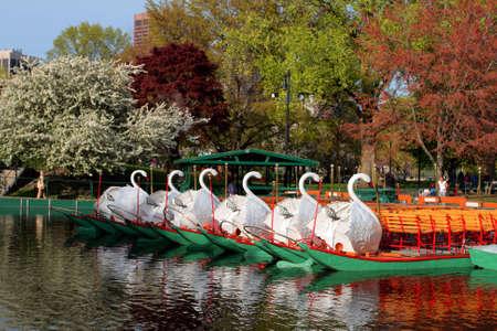 common: Boston Common and Public Garden, USA