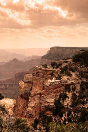Grand Canyon National Park (South Rim), USA Stock Photo - 5214771