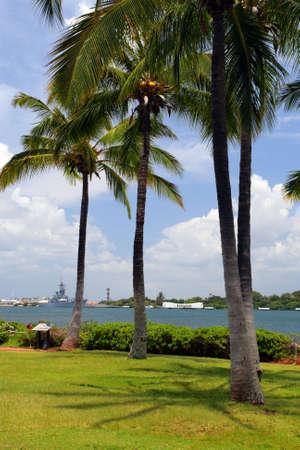 Pearl Harbor Memorial, Oahu, Hawaii