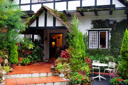 casa de campo: Una tradicional inglesa